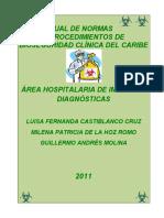 MANUAL DE NORMAS Y PROCEDIMIENTOS DE BIOSEGURIDAD CLÍNICA DEL CARIBE