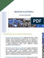 Industria electrónica y de computación
