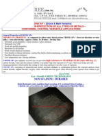 Corrosion Proofing Metal Coating
