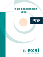 Tarifa Senalizacion 2010