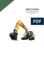 SANY SY(235C) spanish (1)