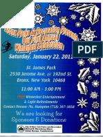 St. James Park Winter Fest 2011