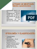 TRAUMA DE GENITALES EXTERNOS.ppt