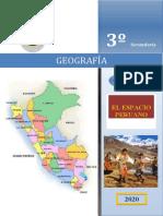 FICHA N° 04 ESPACIO GEOGRÁFICO DEL PERÚ Y LAMBAYEQUE