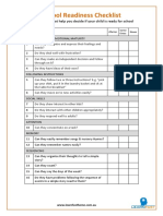 School_Readiness_Checklist_34Questions