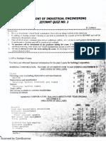 FINMT Quiz1 - 2014 Old Test