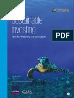 Sustainable Investing (KPMG)