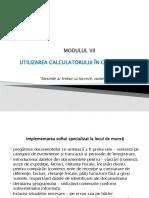1 UTILIZAREA CALCULATORULUI  IN CONTAB.pptx