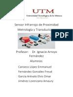 SENSOR INFRARROJO DE PROXIMIDAD