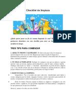 Checklist de limpieza.docx