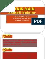 16662433 Teknik Main Sambil Belajar