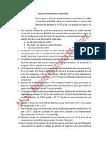 TALLER DE PROPIEDADES COLIGATIVAS 2020-I