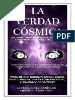 2 La verdad cosmica