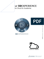 Boot your 3DEXPERIENCE 2015x Cloud-for-Academia-Guide V3-2_0