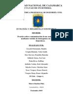 INFORME DE LOS PECES