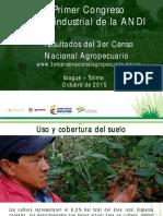 resultados censo agropecuario 2.015