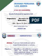 CLASE 4 HIDROSTATICA 2020-I -