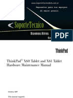 180.IBM - ThinkPad X60 Table t and X61 Table t