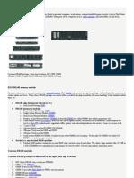 DRAM Packaging