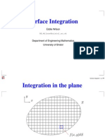 Surface Integration