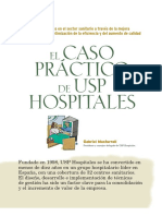 Taller 2 (Caso USP Hospitales)