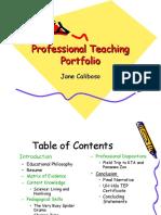 professional-teaching-portfolio