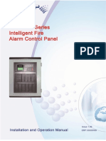GST200N Series Intelligent Fire Alarm Control Panel Installation and Operation Manual Issue 1.09