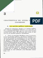 Caracteristicas del Sistema Político Colombiano
