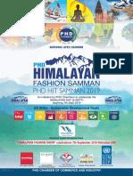 Brochure_HIMALAYAN_FASHION_SAMMAN_3 PHD CHAMBERS
