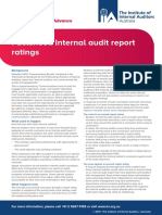 internal-audit-report-ratings