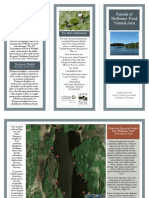 European Frogbit Removal- 2010 Report, Appendix H-Shelburne Pond Brochure