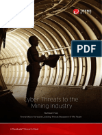 Wp Cyber Threats to the Mining Industry