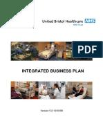 3UBHT Integrated Business Plan v5.2