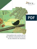 conceptin des centres de tri des déchets industriels bnals et  déchets de chantiers.pdf