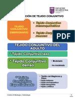CLASIFICACIÓN DE TEJIDO CONJUNTIVO.pdf