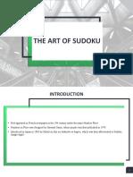 The Art of Sudoku.pptx