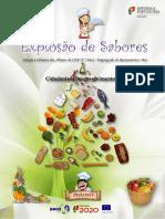 Livro Culinária CEF