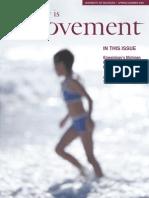 Movement Magazine Summer 2001