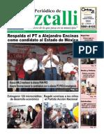 Periódico de Izcalli, Ed. 628, Enero de 2011