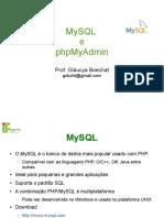 LPII - MySQL - phpMyAdmin - parte 1.pdf