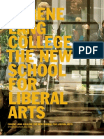 Eugene Lang College The New School for Liberal Arts / Viewbook 2010