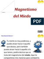 El Magnetismo Del Miedo | http://DayanayFreddy.com