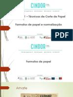 Sessão1 e 2 - Formatos de papel e normalização