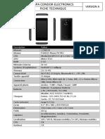 fiche technique PGN515 (WBL7315A) P4 Pro