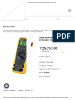 Buy Digital Multimeter (Fluke 179 TRMS Multimeter) online _ GeM.pdf
