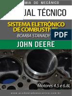 Manual Técnico Sistema Eletrônico de Combustível - Bom ba Stanadyne