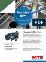 Flyer Reactores Rlw