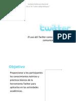 presentacionTWITTER_2011