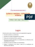 (1) Materia-Átomo