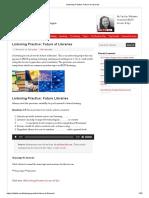 Listening Practice_ Future of Libraries.pdf
